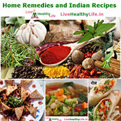 Home Remedies & Indian Recipes icon