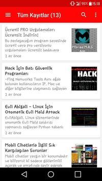 Ethical Hacking Türkçe Free screenshot 4