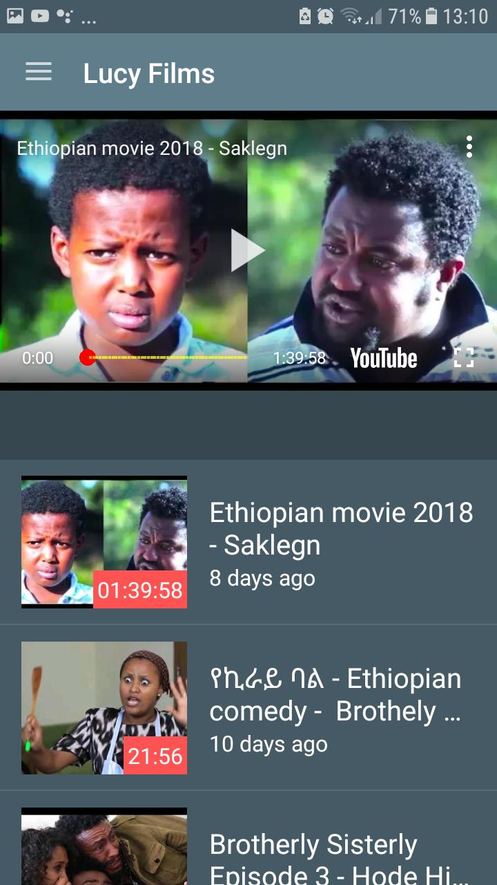 movies Ethiopian and Drama ! 2018 for Android - APK Download