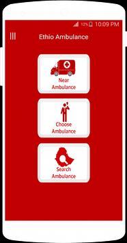 Ethio Ambulance poster