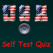 U.S. Naturalization Self Test icon