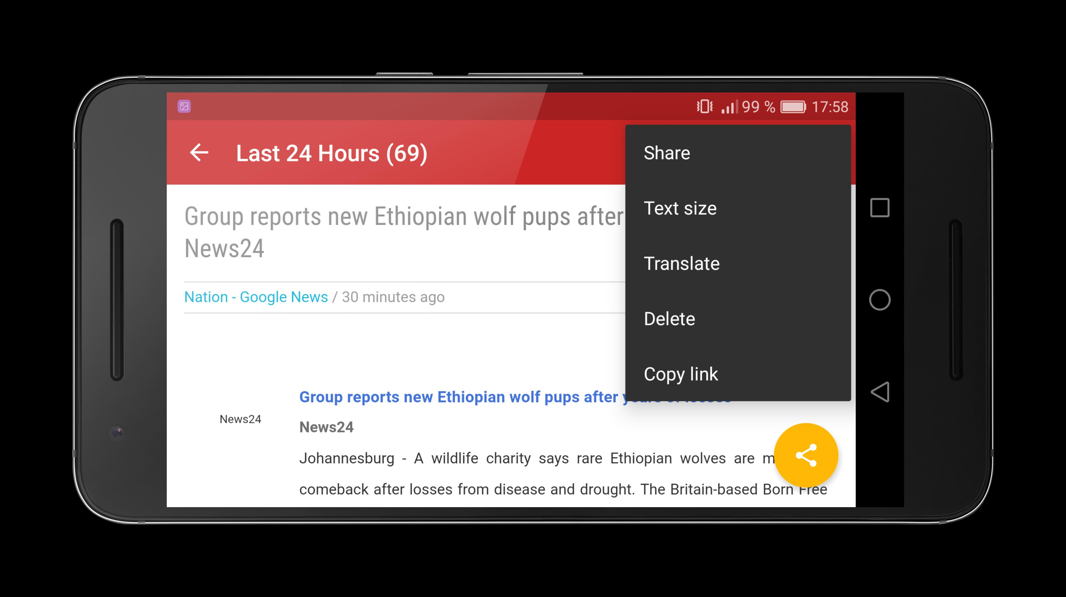 Ethiopia News For Android Apk