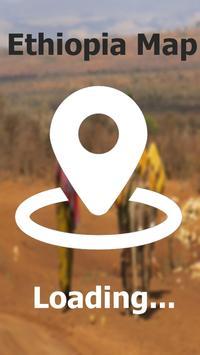 Ethiopia map screenshot 2