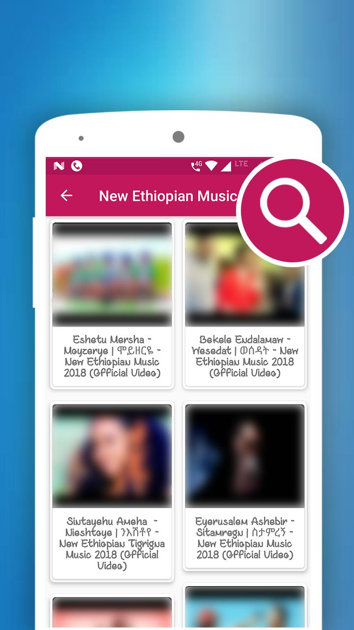 Ethiopian, Amharic Music Video Songs 2018 for Android - APK Download