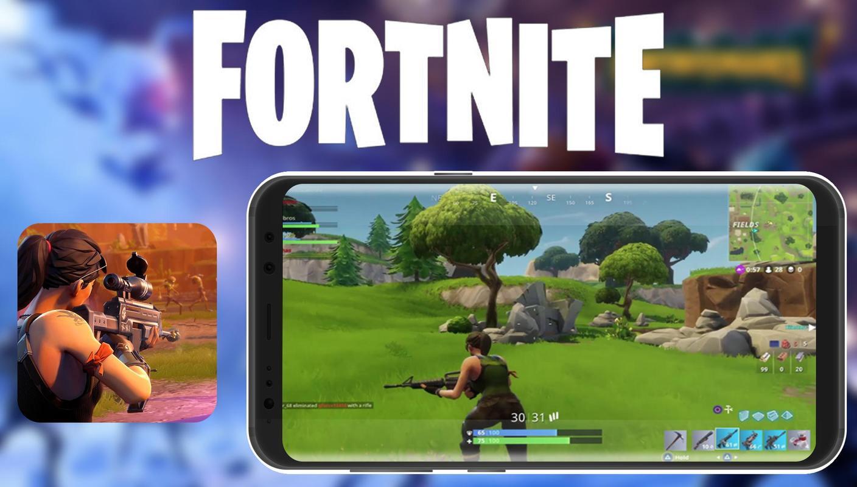 fortnite poster - fortnite on android apk