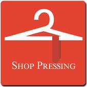 Shop Pressing icon