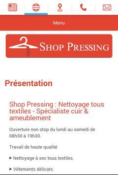 Shop Pressing screenshot 1