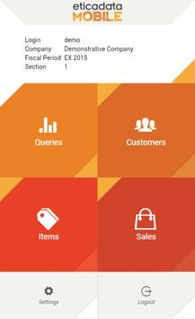 E-Mobile eticadata screenshot 1