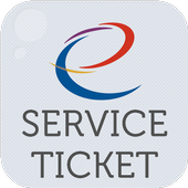 e-Service Ticket, Field-Mgt icon