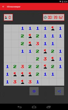 Minesweeper screenshot 3