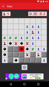 Minesweeper screenshot 2