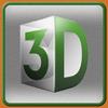 3D logo Design Idea icon