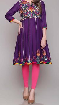 Embroidered Dress Designs screenshot 3