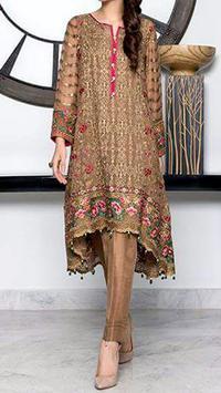 Embroidered Dress Designs screenshot 2