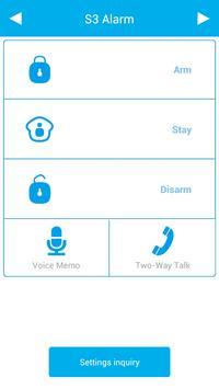 ETiger S3 Alarm System poster