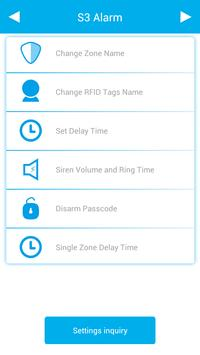 ETiger S3 Alarm System apk screenshot