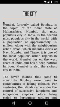 Mumbai Travel Guide screenshot 2