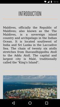 Maldives Travel Guide apk screenshot
