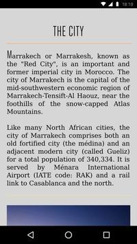 Marrakech Travel Guide screenshot 2