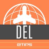 New Delhi Travel Guide icon