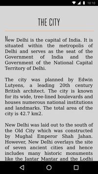 New Delhi Travel Guide screenshot 2