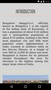 Bangalore screenshot 2