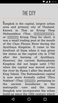 Bangkok screenshot 2
