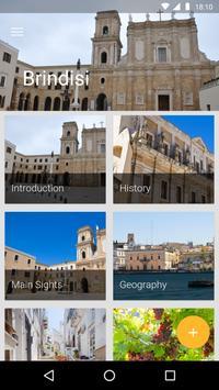 Brindisi Travel Guide poster