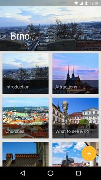 Brno Travel Guide poster