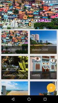 Guayaquil Travel Guide poster