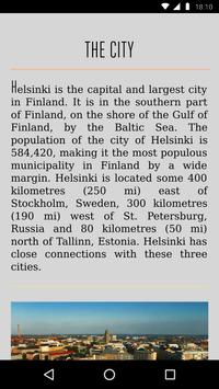 Helsinki Travel Guide screenshot 2
