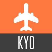 Kyoto Travel Guide icon