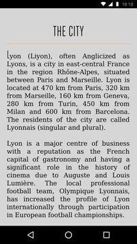 Lyon Travel Guide screenshot 2