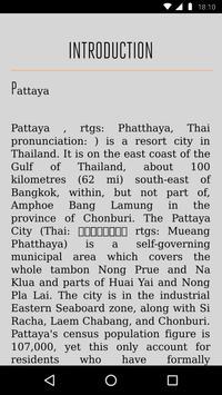 Pattaya Travel Guide screenshot 2
