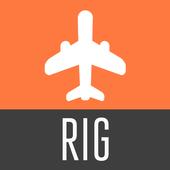 Riga Travel Guide icon
