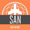 San Diego ikon