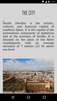 Seville Travel Guide apk screenshot