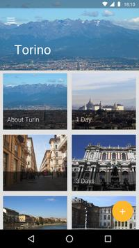 Turin Travel Guide poster