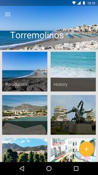 Torremolinos Travel Guide poster