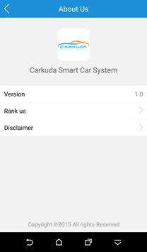 CarkudaGlobal apk screenshot
