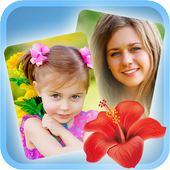 Flower Collage - Photo Editor icon