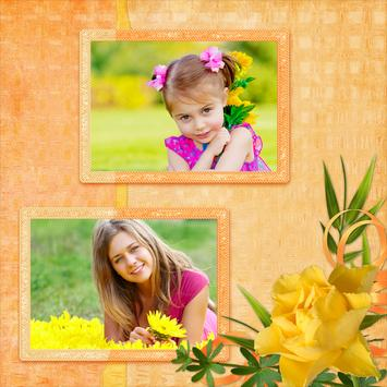 Flower Collage - Photo Editor apk screenshot