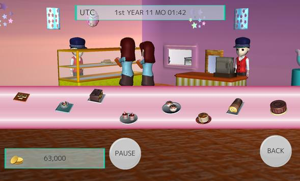 Patissier Time apk screenshot