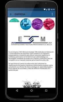 ETM screenshot 1