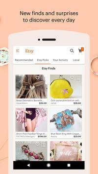 Etsy: Handmade & Vintage Goods apk screenshot