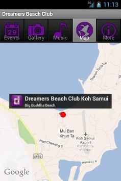 Dreamers Beach Club apk screenshot