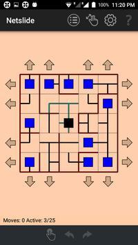 Netslide: A Geeky Puzzle Game screenshot 1