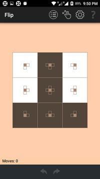 Flip: A Geeky Puzzle Game poster