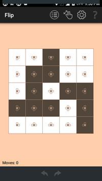 Flip: A Geeky Puzzle Game apk screenshot