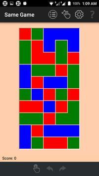Samegame: A Geeky Puzzle Game apk screenshot